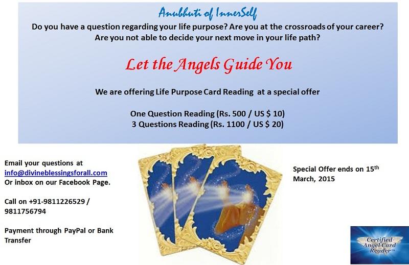 Free angel reading