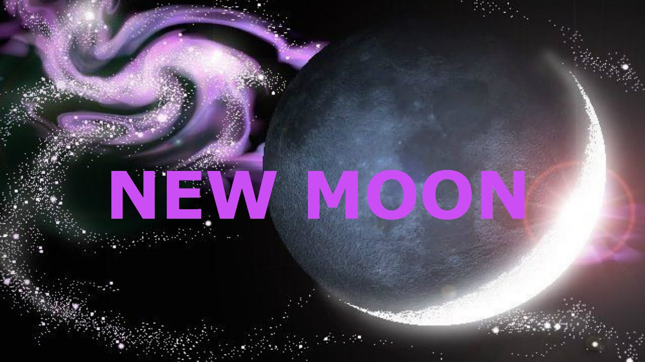 new moon manifestation
